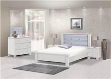 חדר שינה קומפלט הודיה - רהיטי בלושטיין