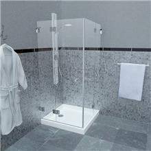 מקלחון פינתי צירים LOTOS 146