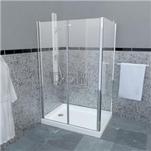מקלחון פינתי RENAISSANCE 336 - ArtGlass