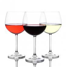 חיפוי זכוכית למטבח כוסות יין