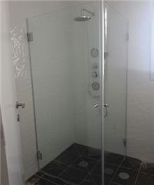 מקלחון פינתי במבצע! - ArtGlass