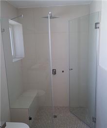 מקלחון חזית במבצע! - ArtGlass