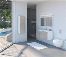 ארון אמבטיה דגם דאגלס - מלודי קרמיקה