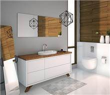 ארון אמבטיה דגם מרקש