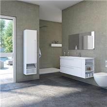 ארון אמבטיה דגם בריסל - מלודי קרמיקה
