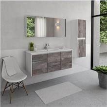 ארון אמבטיה דגם פראג - מלודי קרמיקה