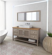 ארון אמבטיה דגם מריה - מלודי קרמיקה