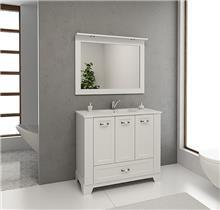 ארון אמבטיה דגם מאליבו