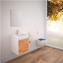 ארון אמבטיה תלוי דגם מיני ג'נסיס - מלודי קרמיקה