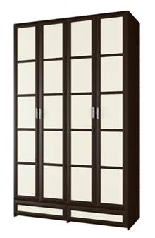 ארון 4 דלתות JAPANESE FRAME