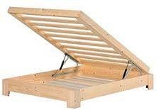 מיטה זוגית דגם BOX - InStyle