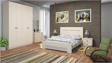חדר שינה MOR עם ארון