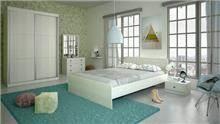 חדר שינה ARISTO עם ארון הזזה - InStyle
