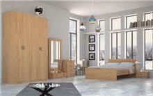 חדר שינה CITY עם ארון - InStyle