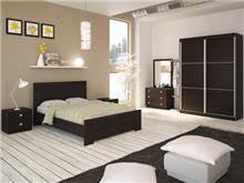 חדר שינה URBAN עם ארון הזזה