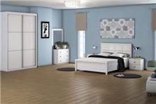 חדר שינה HARMONY עם ארון הזזה