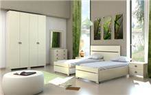 חדר שינה SPRING עם ארון והפרדה יהודית