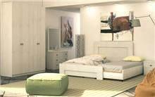 חדר שינה URBAN עם ארון והפרדה יהודית
