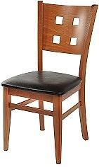 כסא עץ CLIO - InStyle