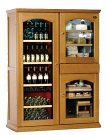 מקרר יין מבית IP דגם CEX2503