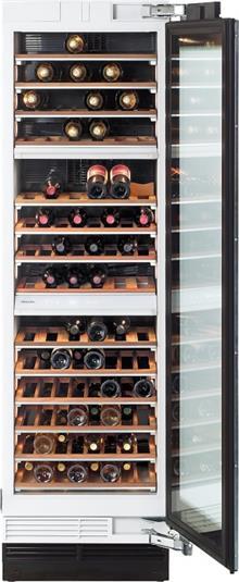 מקרר יין אינטרגלי מבית MIELE דגם KWT1602 VI - חשמל נטו