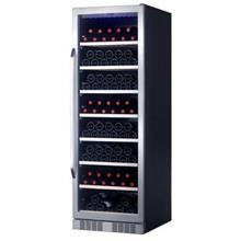 מקרר יין בנוי 165 בקבוקים LA166A - חשמל נטו