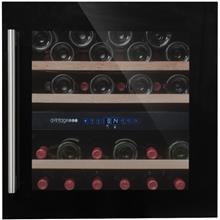 מקרר יין בנוי 36 בקבוקים AV60CDZ - חשמל נטו