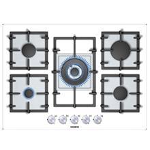 כיריים גז 5 להבות SIEMENS דגם EP712QB91Y - חשמל נטו