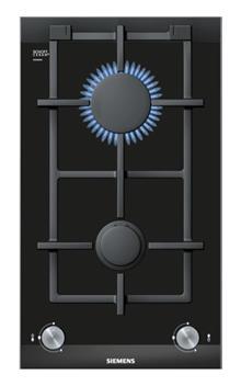כיריים גז דומינו מבית SIEMENS סימנס דגם ER326BB70L - חשמל נטו
