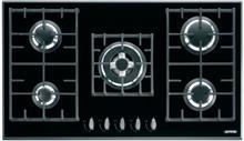 כיריים גז זכוכית שחורה מבית GORENJE דגם G960B - חשמל נטו