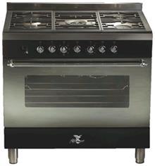 תנור אפיה מקצועי משולב כיריים מבית BOMPANI דגם BO687AH - חשמל נטו