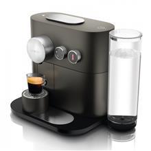 מכונת קפה Nespresso אקספרט אפור דגם D80 - חשמל נטו