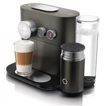 מכונת קפה Nespresso בצבע אפור דגם D85 - חשמל נטו