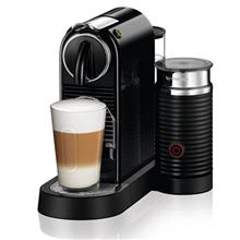 מכונת קפה CITIZ&MILK בצבע שחור מבית NESPRESSO דגם D122 - חשמל נטו