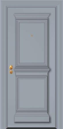דלת כניסה דגם ATHEN-5045 - פאנלוס