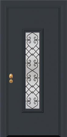דלת כניסה דגם PIRGL-3760