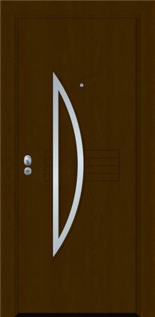 דלת כניסה דגם INOX-4225