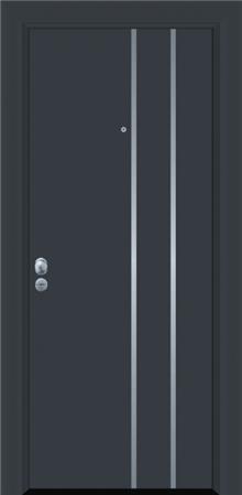 דלת כניסה דגם INOX-4103