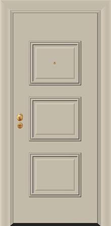 דלת כניסה דגם PIR-3550  - פאנלוס