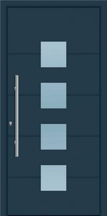 דלת כניסה דגם 1160  - טקני דור
