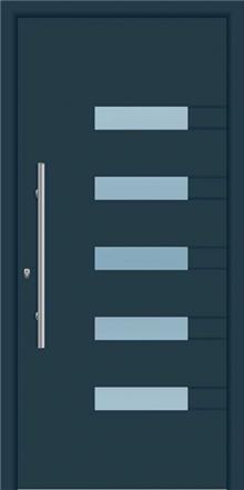 דלת כניסה דגם 1180  - טקני דור