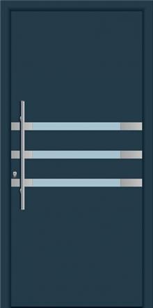 דלת כניסה דגם 1285  - טקני דור