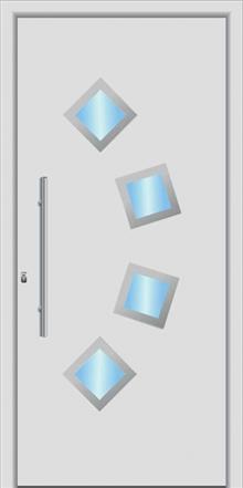 דלת כניסה דגם 1365 - טקני דור