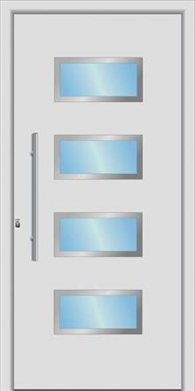 דלת כניסה דגם 1362 - טקני דור