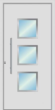 דלת כניסה דגם 1360  - טקני דור