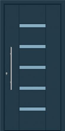 דלת כניסה דגם 1717 - טקני דור