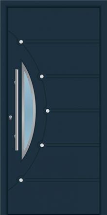 דלת כניסה דגם 1671 - טקני דור