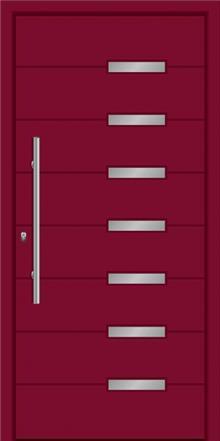דלת כניסה דגם 1631 - טקני דור