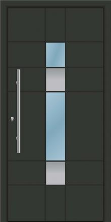 דלת כניסה דגם 1591