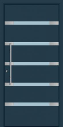 דלת כניסה דגם 1295 - טקני דור